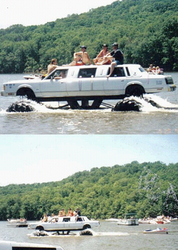 Is this how you roll in LOTO??-limo-boat.bmp