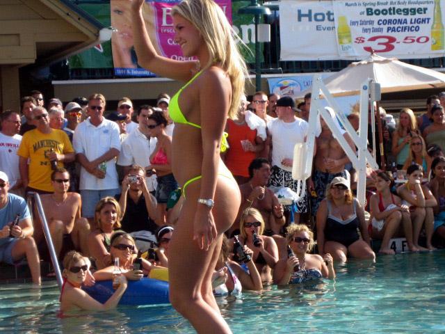 Shooters bikini contest the