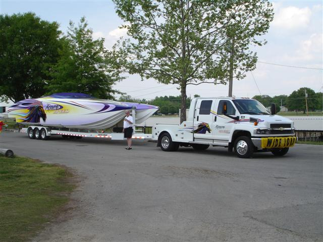 F350 Towing Capacity >> Experience Pulling 40'+ Boat - Page 7 - Offshoreonly.com