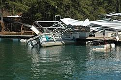 Two Docks Destroyed At Aqualand Marina, Lake Lanier, Ga.-damaged-boat-docks-002.jpg