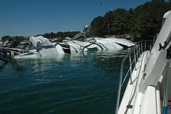 Two Docks Destroyed At Aqualand Marina, Lake Lanier, Ga.-damaged-boat-docks-005.jpg