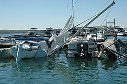Two Docks Destroyed At Aqualand Marina, Lake Lanier, Ga.-damaged-boat-docks-006.jpg
