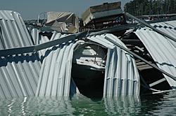 Two Docks Destroyed At Aqualand Marina, Lake Lanier, Ga.-damaged-boat-docks-007.jpg