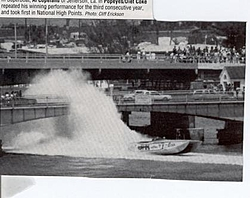 Roostertail over Grand Glaize Bridge at LOTO?-sinkingmercedes.jpg
