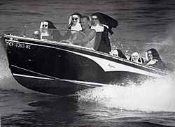 Show me you best old black and white boat pictures!-nuns-boating.jpg