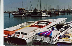 Some Chi-Town Boats heading to Loto-f.jpg