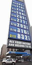 Nort's corner gas station.-gas-prices.jpg