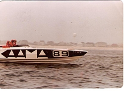 My first boat race-betty.jpg