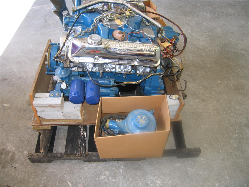 427 Ford Holman Moody Side Oiler Offshoreonly Com