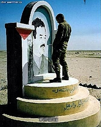 OT: Photo Of The Day: Troops salute to Saddam !!!-soldierpiss.jpg