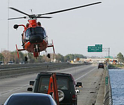 Truck/Boat Crash Near New Orleans-081306_plunge.jpg