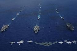 3 Aircraft Carriers running together Picks.-zzzzzzz.jpg