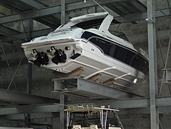 What is the Best way to set up a boat lift for hull support ?-v-rack2.jpg