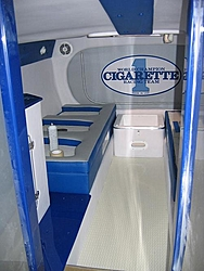 The New One - 2007 Cigarette Top Gun Unlimited - Thanks Cigarette and Pier 57-cabin-almost-complete.jpg