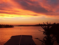 Do you have pics of Boating on your computer desktop???-sunsetloto.jpg