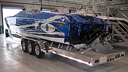 The New One - 2007 Cigarette Top Gun Unlimited - Thanks Cigarette and Pier 57-back-paint-trailer-aft-port-121106.jpg