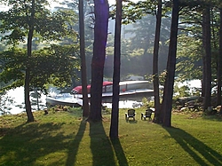 Show Me Youre Houses, Where You Park Your Boats!!-early-june-back-yard-pic-large-.jpg
