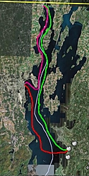 Route for Lake Champlain - May 19th 2007-lchamp.jpg