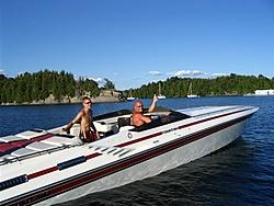 Route for Lake Champlain - May 19th 2007-greggrobertsboat.jpg