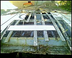 OLD RACE BOATS - Where are they now?-deck.jpg