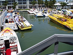 Ft Myers Poker Run pix-rafted-lunch-stop.jpg