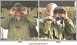 "OT: Photo Of The Day: Definition of ""Let's Roll""-clinton_bush_binoculars.jpg"