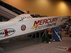 What is the speed of the fastest V bottom?-2006_0218miamiboatshow0005.jpg