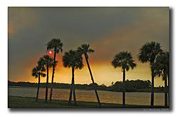 Gotta love Sunsets!!!-brushfire-sun-sm.jpg