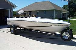What boat can i fit in my 25' garage?-driveway.jpg