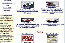 My boats in Poker Runs America mag-shane.jpg