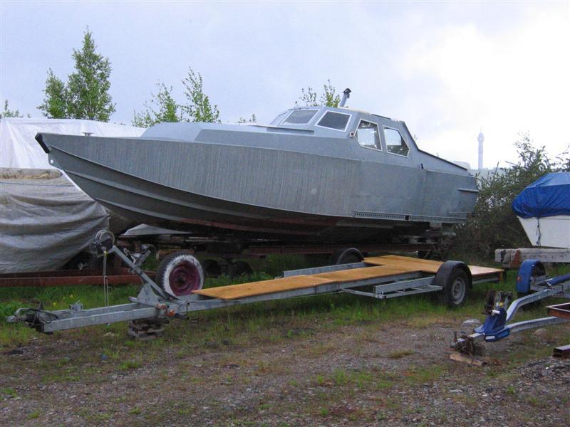 Aluminum offshore boats research for Custom aluminum fishing boats