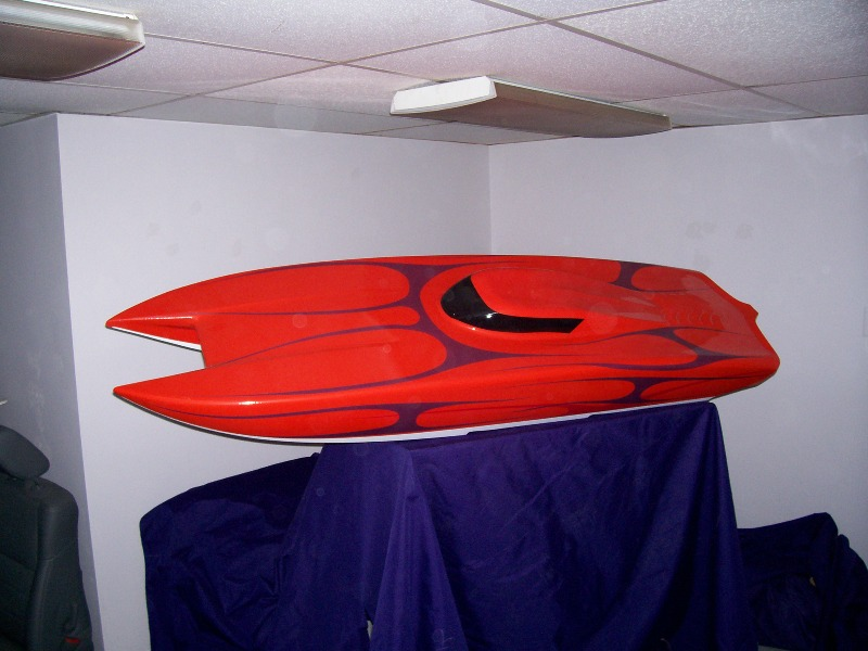 ... RC Boats....Lets see them-little-kat-painted- ...