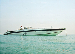 Can anyone identify what make of boat this is?  Pic-meteor.jpg