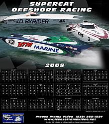 Christmas  Calendars Every Race Team 2007 By Freeze Frame-supercat1.jpg