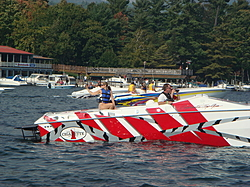 Lake George Fall Run article in Hotboat-waterheater.jpg