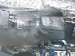 Fire - Skipper Bud's Winthrop Harbor, IL-wbbm0215boathousefire.jpg