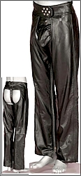 CONGRADULATIONS FreeRyd...Bill & Jessica-leather-mens-lucky7chaps.jpg