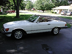 Which model Mercedes did Don own in 87?-p1010012.jpg