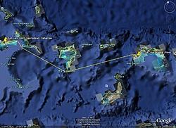 Bobthebuilder's next adventure - Part 1, Ft Lauderdale to Turks & Caicos-georgetown-ba-provo-t-c-south-route-.jpg
