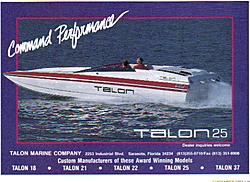 Talon 25 info?-talon-25-ad.jpg
