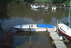 Who will be on the Chesapeake this Weekend??-in_water_at_dock.jpg