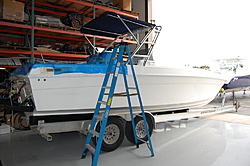 New to us 33' Powerplay Center Console-33starboardsidenodrives.jpg