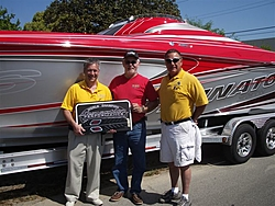 Sunsation Delivers first 36 SSR to Captains Choice-mitch-taking-delivery.jpg