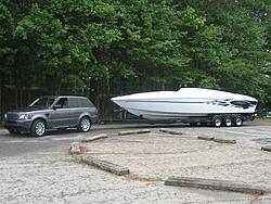 Boat comes off of trailer on interstate 71 in Cincinnati-boat-trailer-small-.jpg