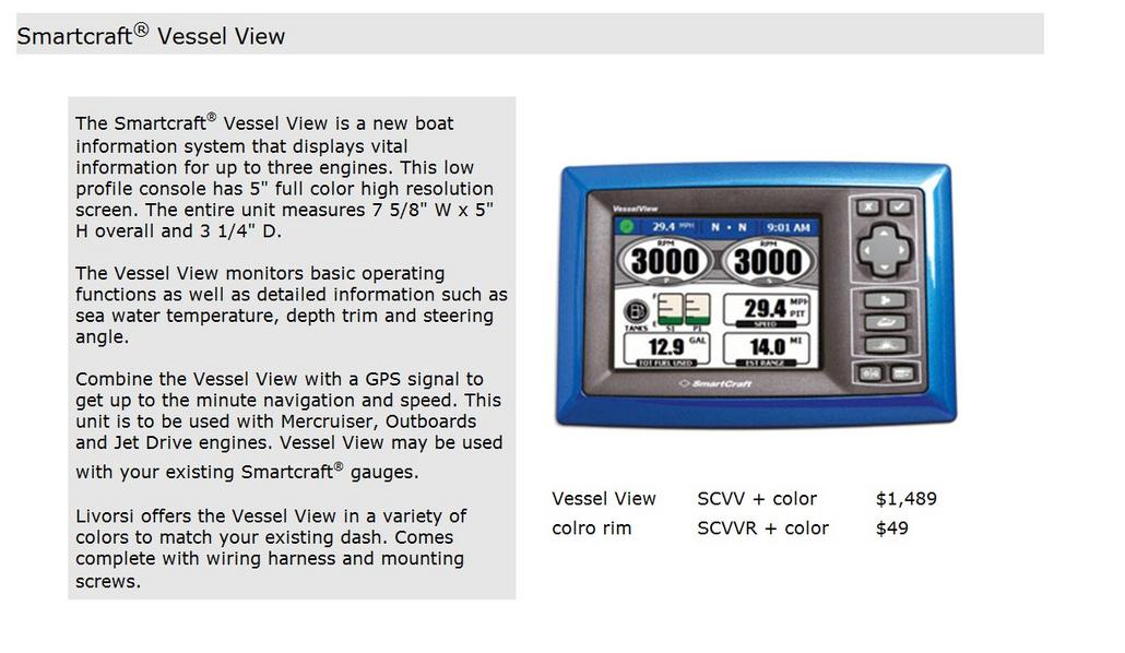 Smartcraft/Vesselview - Page 3 - Offshoreonly.comOffshoreonly.com