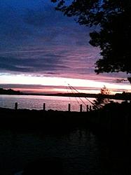 Lake Winnipesaukee 2010-sunset2010.jpg