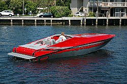 Just Delivered, 2011 33' Active Thunder!-staraftwater1.jpg