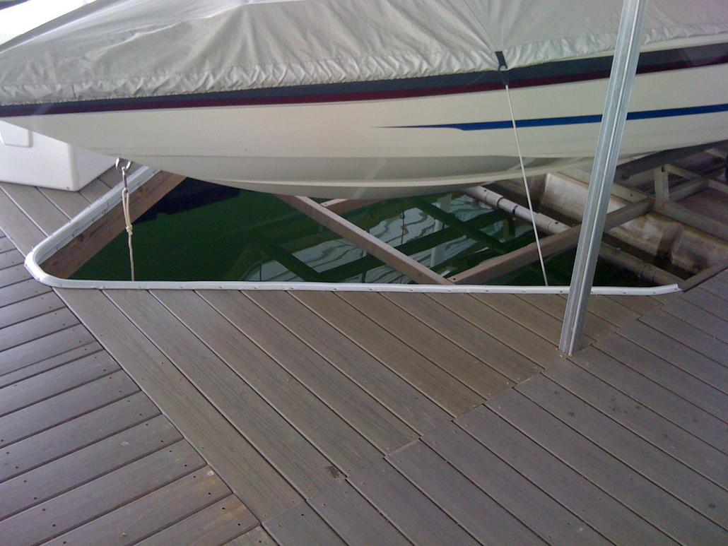 New dock:Lumberock,Azek,Trex? - Offshoreonly com