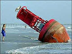 Hurricane Isabel....   The Morning After-navigational-bouy.jpg