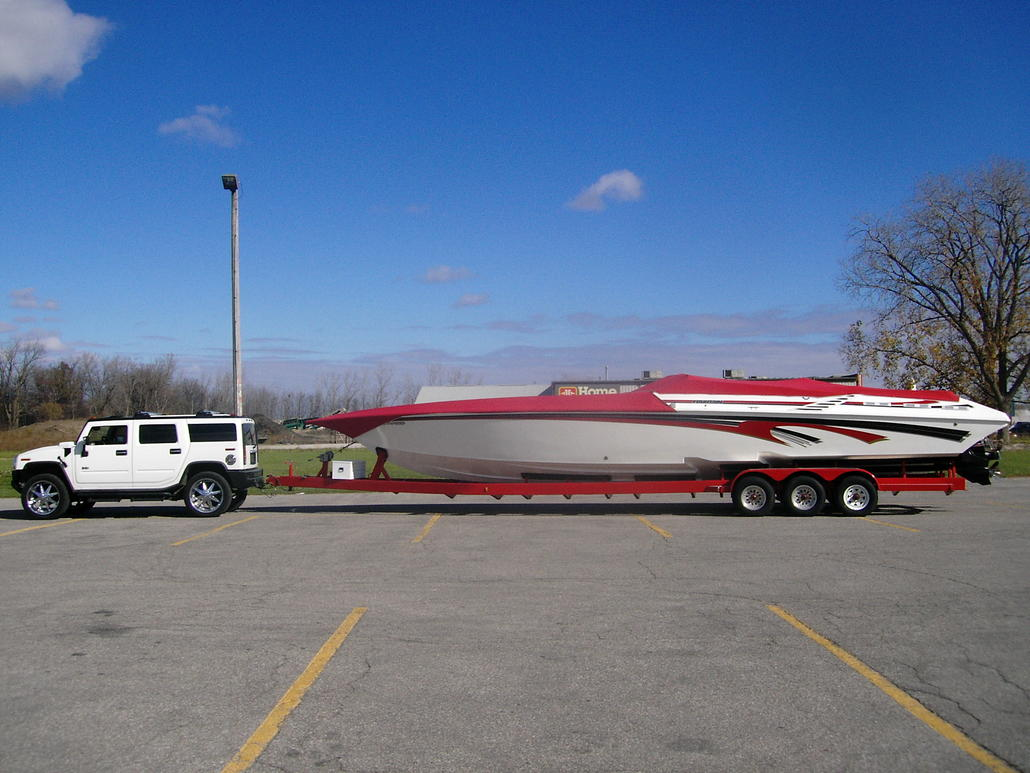 Towing with the new H9 Hummer! - Page 9 - Offshoreonly.com   hummer towing capacity